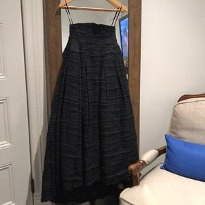 H&M ball gown skirt - stunning w/ a tank under